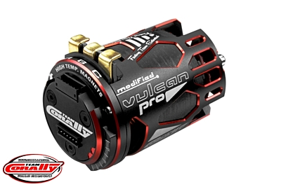 Corally Vulcan Pro Modified Sensored Competition Brushless Motor 4.5T