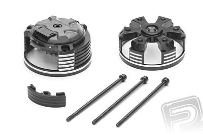 Hobbywing V10 G3 Endbell Set (Hole-B) Modified 3.5-5T