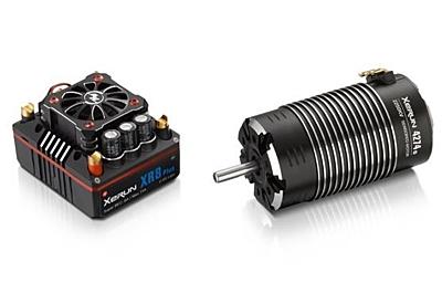 Hobbywing XeRun XR8 Plus ESC & XeRun 4268SD G2 1600KV Motor Combo