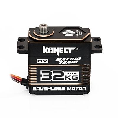 Konect 3207HVBL (0.07s/32.5kg/7.4V) Brushless Servo