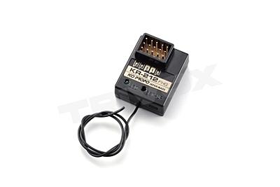 KO Propo KR-212FHG (2.4GHz, 2-Channel, FHSS) Gyro System Receiver