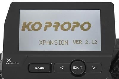 KO Propo EX-2 Select Pack1 Radio + KR-241FH Receiver