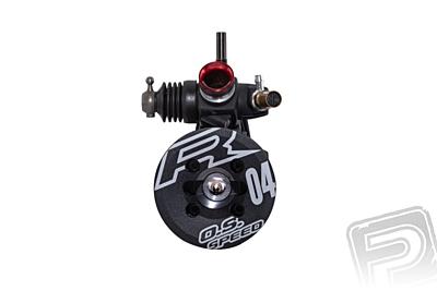 O.S. Speed R2104 w/ T-2080SC Combo Set Engine