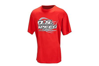O.S. Max T-Shirt (Red, XL)
