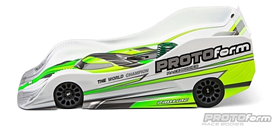 PROTOform P909 PRO Light Weight Clear Body (1:8 Onroad)
