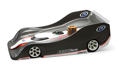 PROTOform P909 Regular Weight Clear Body (1:8 Onroad)
