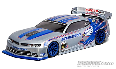 PROTOform Chevy Camaro Z/28 Clear Body (190mm TC)