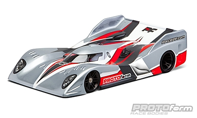 PROTOform Strakka-12 Light Weight Clear Body (1:12 Onroad)