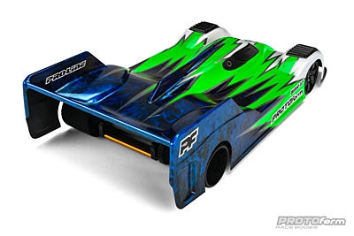 PROTOform BMR-12 PRO Light Weight Clear Body (1:12 Onroad)