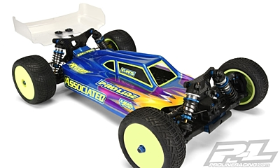 Pro-Line Elite Regular Wight Clear Body for AE B64 and B64D
