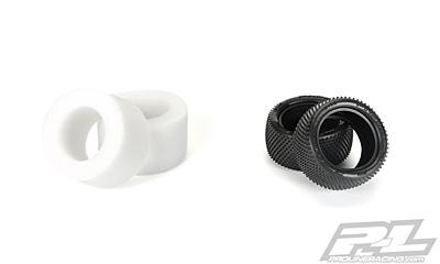 "Pro-Line Pin Point 2.2"" Z3 (Medium Carpet) Off-Road Carpet Buggy Rear Tires"