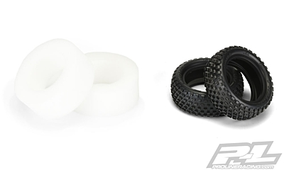 "Pro-Line Wedge 2.2"" 4WD Z4 (Soft Carpet) Off-Road Carpet Buggy Front Tires"