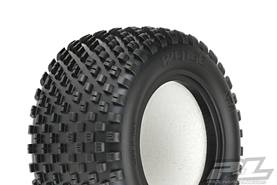 "Pro-Line Wedge T 2.2"" Z3 (Medium Carpet) 1:10 Offroad Truck Front Tires"