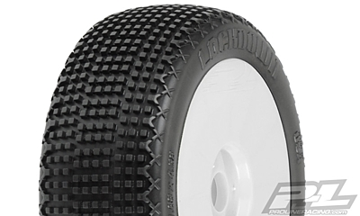 Pro-Line LockDown X2 (Medium) Off-Road 1:8 Buggy Tires Mounted