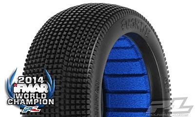Pro-Line Fugitive X3 (Soft) Off-Road 1:8 Buggy Tires