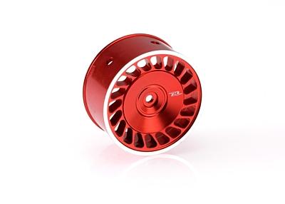Revolution Design M17/MT-44 Aluminium Steering Wheel (Red)