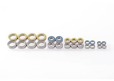Revolution Design Ultra Bearing Set Team Associated B74 (26pcs)