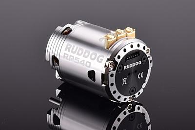 Ruddog RP540 10.5T 540 Sensored Brushless Motor