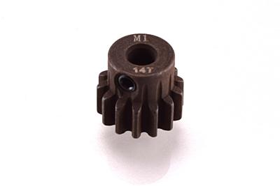 Ruddog Modul 1 Steel Pinion 14T