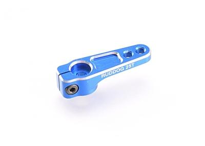 Ruddog Aluminium Servo Horn 25T (Dark Blue)
