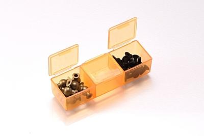 Ruddog Hardware Box (21 compartments)