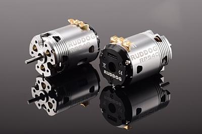 Ruddog RP540 17.5T 540 Fixed Timing Sensored Brushless Motor