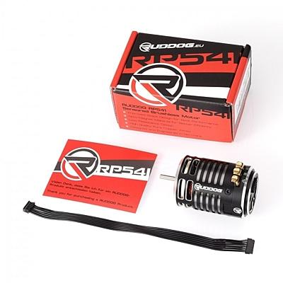Ruddog RP541 5.5T 540 Sensored Brushless Motor