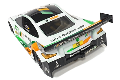 ZooRacing BayBee Ultralight 0.5mm Touring Car Body 190mm