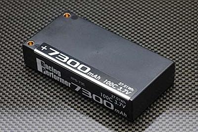 Yokomo LiPo 7300-100C-3.7V Racing Performer Series
