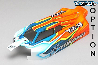 YZ-4SF Clear Light Weight Body (made by JConcepts)