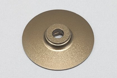 YZ-4SF Aluminum Slipper Plate (Hard anodized)