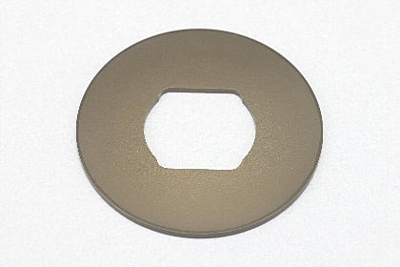YZ-4SF Aluminum Slipper Disk Plate (Hard anodized)