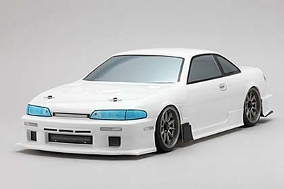 Yokomo Body Set for 1093 SPEED S14 SILVIA (Graphic decal less)