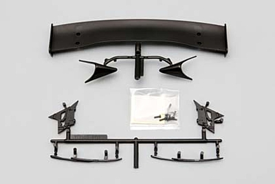 Yokomo Team SAMURAI Project FC3S Accessorie Parts Set