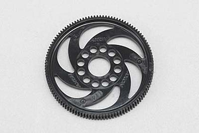 BD8 Spur Gear 114T (64Pitch·made by Axon)