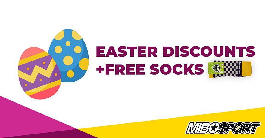 Easter discounts are here
