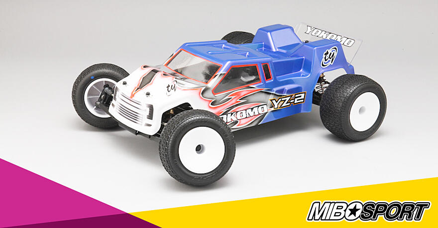 New Yokomo YZ-2T Truck and all parts IN STOCK