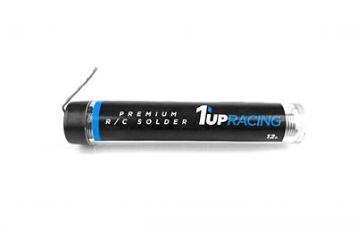 1up Racing Premium R/C Solder (12g Tube)