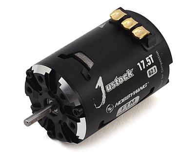 Hobbywing XeRun Justock 3650 SD G2.1 17.5T Sensored Brushless Motor
