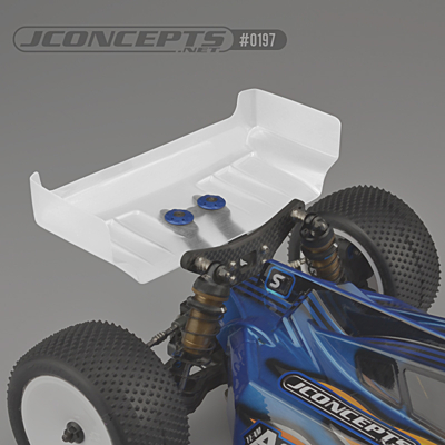 JConcepts Carpet | Astro High-Clearance Rear Wing (2pcs)