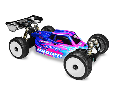 JConcepts Silencer - Mugen MBX-7 | MBX-8 Eco Body