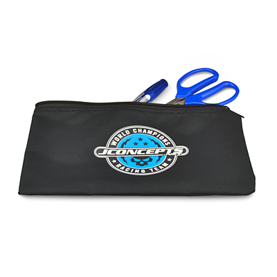 JConcepts Small Zipper Storage Bag