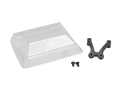 JConcepts Lower Front Wing Mount w/Wing