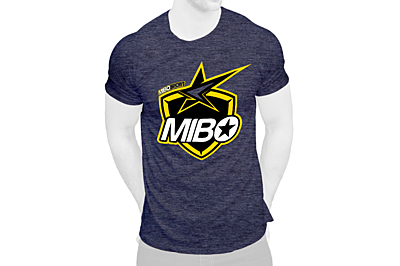 MIBO Team T-Shirt 2.0 (Heather Navy)