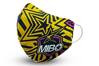 MIBO Theme High-Performance Face Mask Ears + Stickers by MM