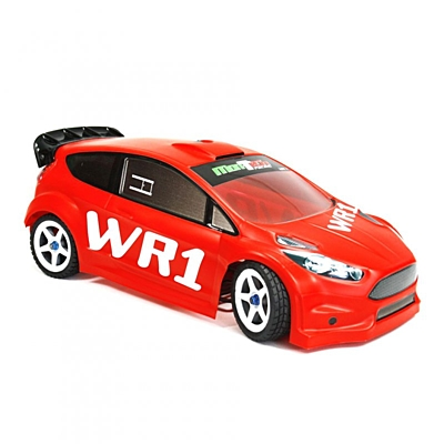 Mon-Tech WR1 FWD/Rally Clear Body 190mm