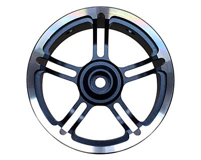 Sanwa M17 Tuning Aluminum Steering Wheel
