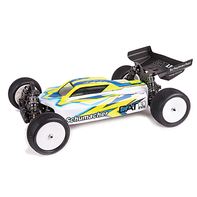 Schumacher CAT L1 Evo 1/10 4WD Buggy Kit