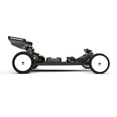 Schumacher Cougar LD2 1/10 2WD Buggy Kit