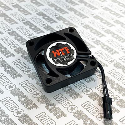WTF 40mm Ultra High Speed Motor Cooling Fan Soft Core 2021 Version